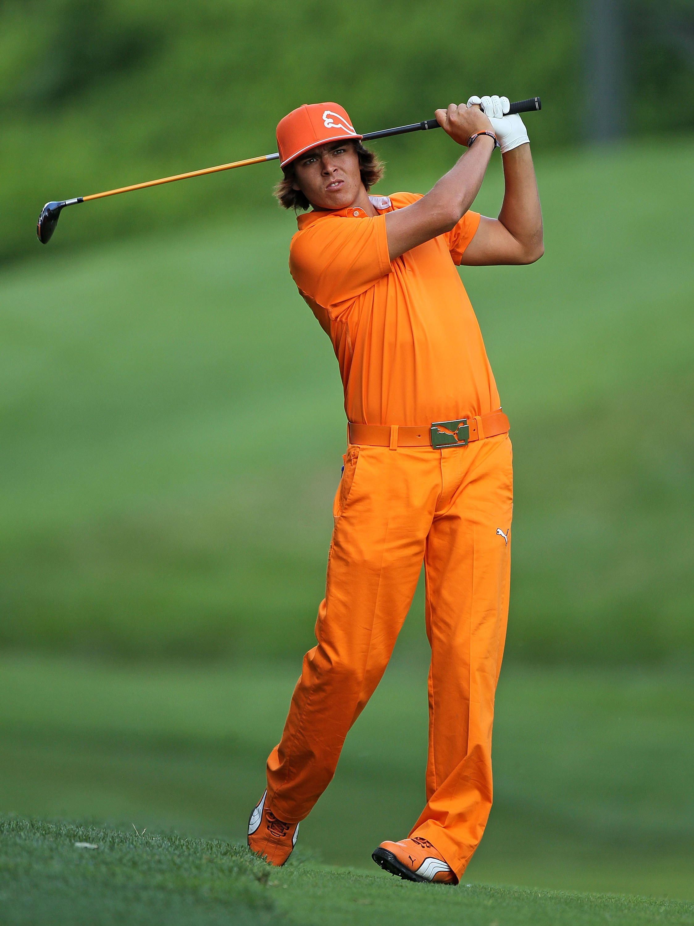 Rickie Fowler At 5 And Tied For 2nd Moto Related Motocross Forums Message Boards Vital Mx