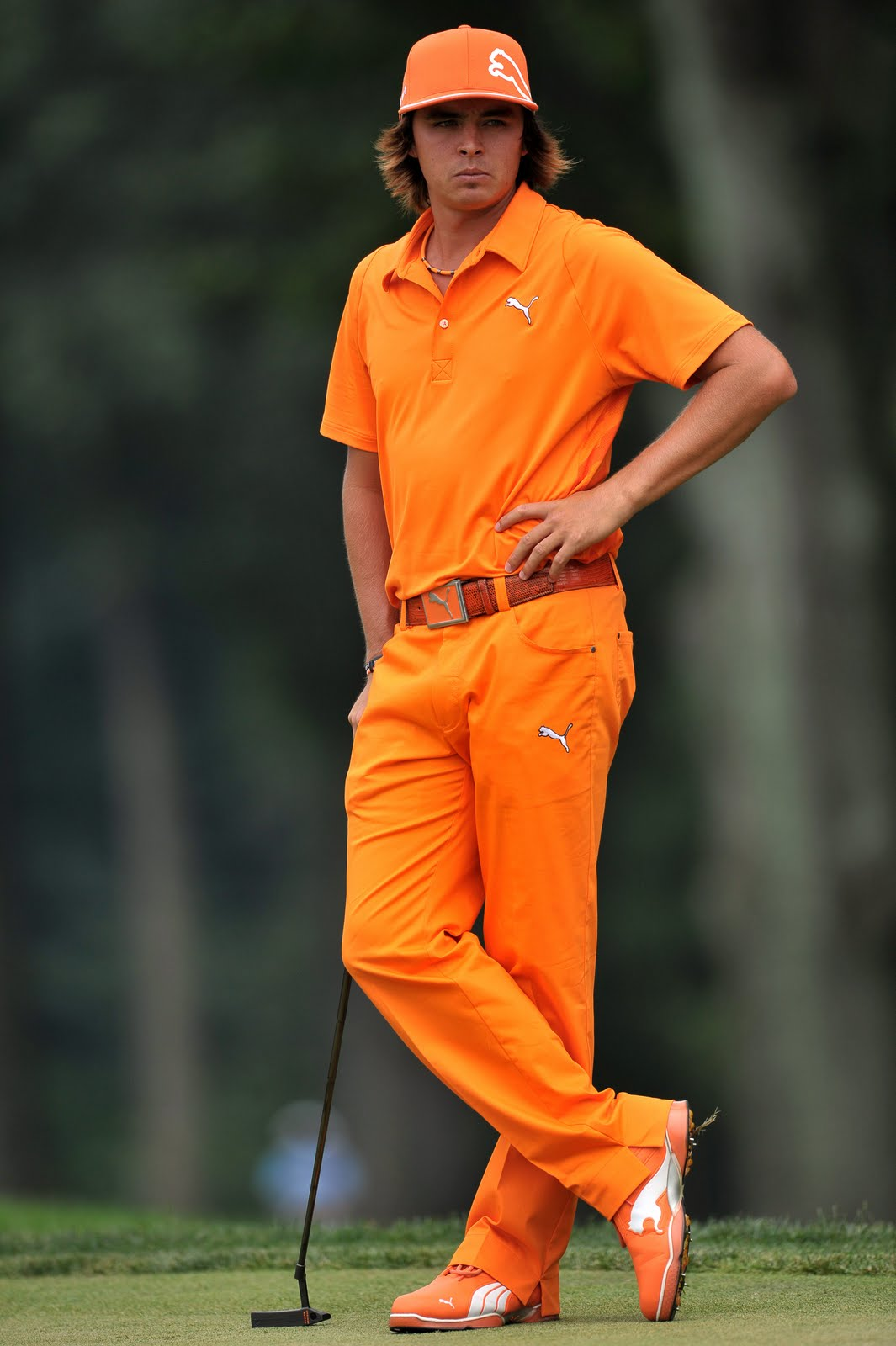 Image result for rickie fowler outfits
